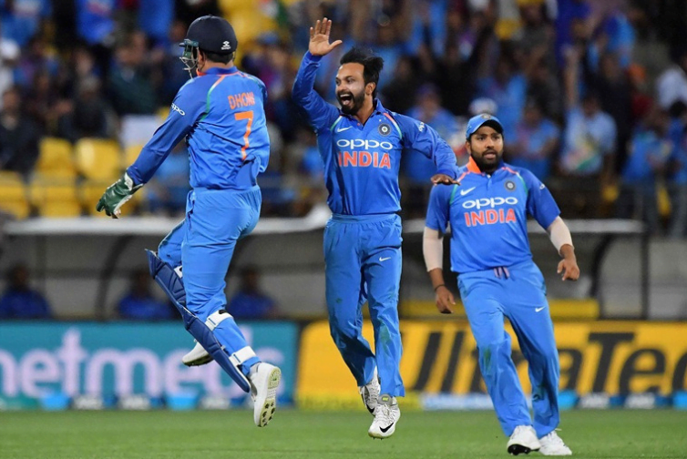 India vs New Zealand 2019, 2nd T20I: India Beat New Zealand By 7 Wicket