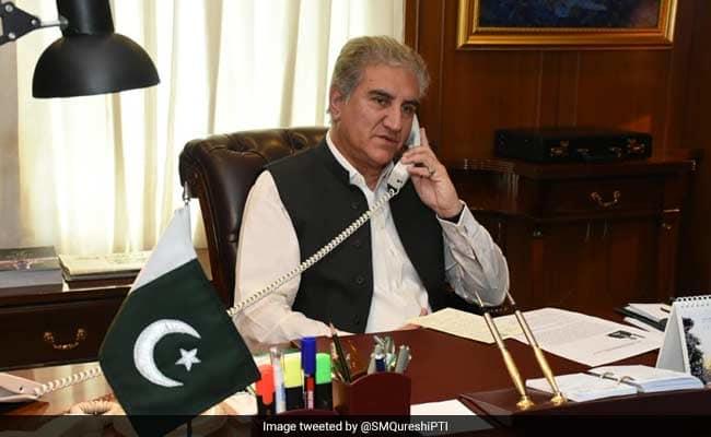 चीन रवाना:जम्मू-कश्मीर से अनुच्छेद 370 हटने के बाद पाकिस्तान के विदेश मंत्री चर्चा करने के लिए चीन रवाना