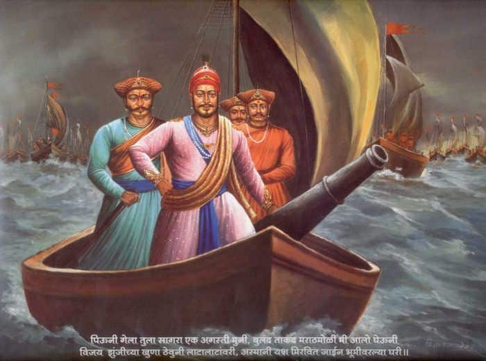 Father of the Indian Navy