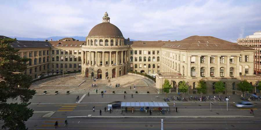 Top Universities in the World 2020 ETH Zurich (Swiss Federal Institute of Technology)